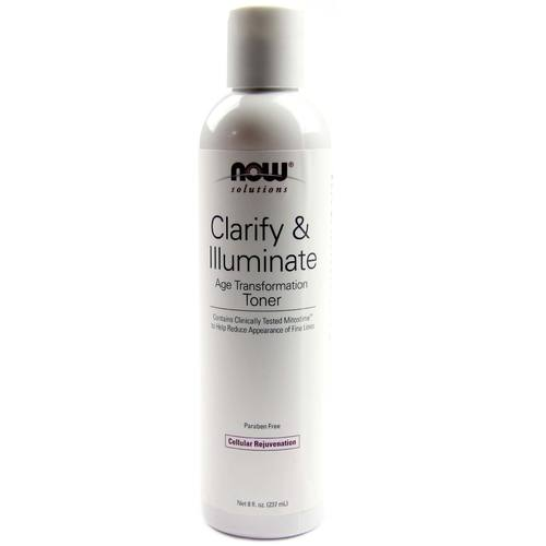 Clarify and Illuminate Toner
