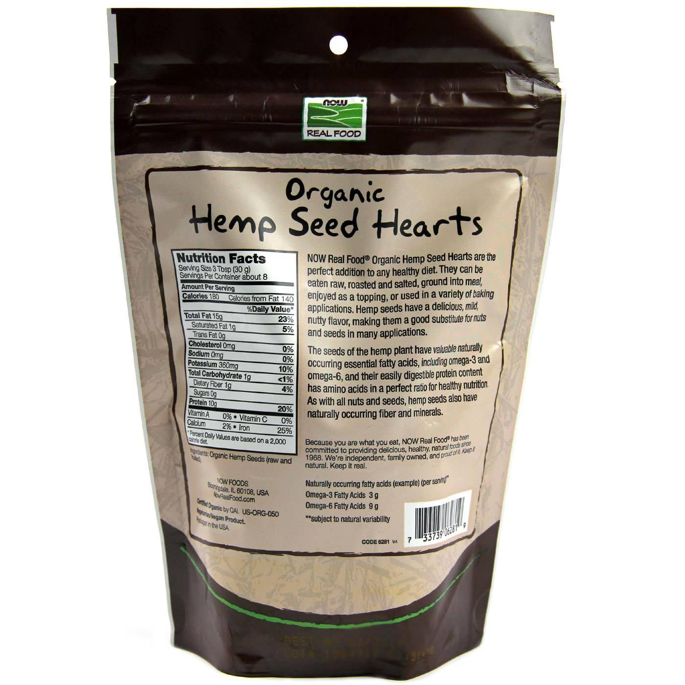 Hemp hearts australia