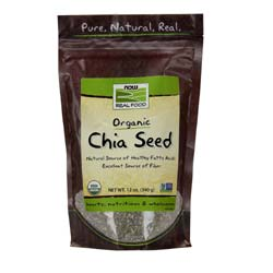 Now Foods Organic Chia Seed