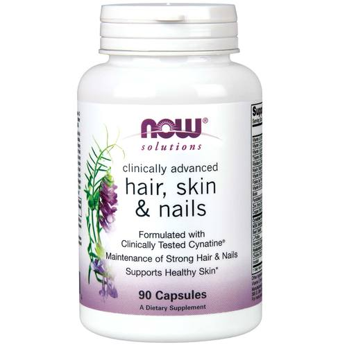 Hair, Skin and Nails