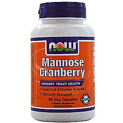 Now Foods Mannose Cranberry