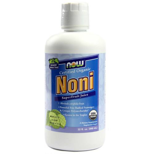 Noni Juice Superfruit Tonic