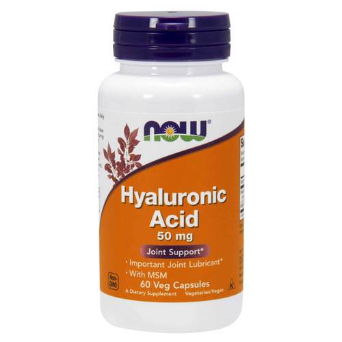 Hyaluronic Acid with MSM