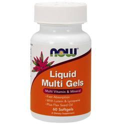 Now Foods Liquid Multi Gels