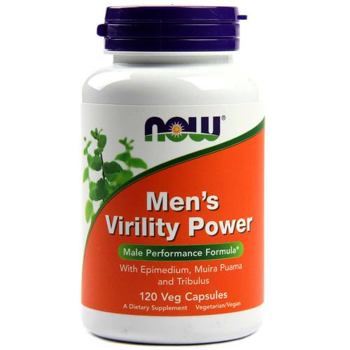 Now Foods Men's Virility Power 120 Κάψουλες - 9149_1.jpg