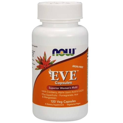 Eve Women's Multiple Vitamin - Iron Free