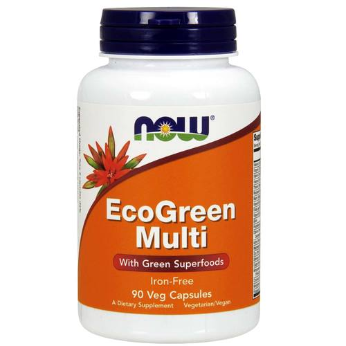 Eco-Green Multi Vitamin