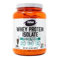 Now Foods Whey Protein Powder Isolate