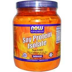 Now Foods Soy Protein Isolate
