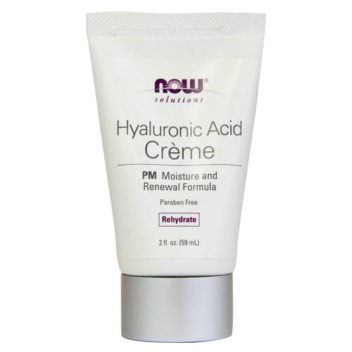 Now Foods Hyaluronic Acid Creme - 2 Oz - 9219_front.jpg