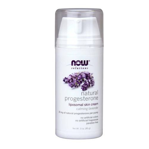 Natural Progesterone Skin Cream