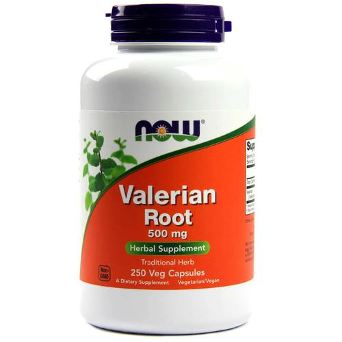 Valerian Root 500 mg