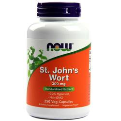 Now Foods St. John's Wort 300 mg