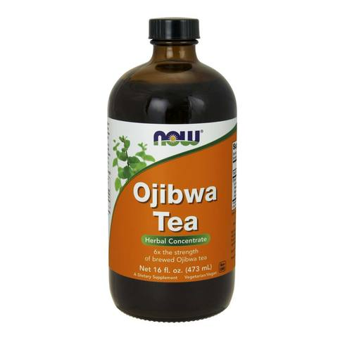 Now Foods Ojibwa Tea Concentrate  - 16 Oz - 733739048554_0.jpg