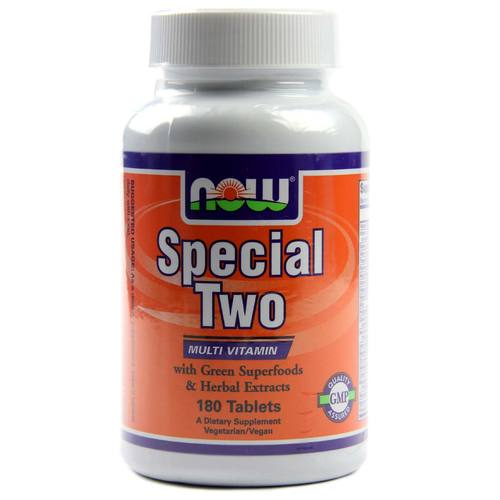 Special Two Multi with 850 mg Green Superfoods