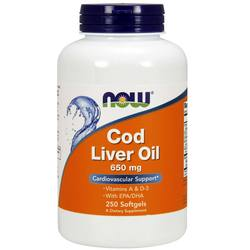 Now Foods Cod Liver Oil