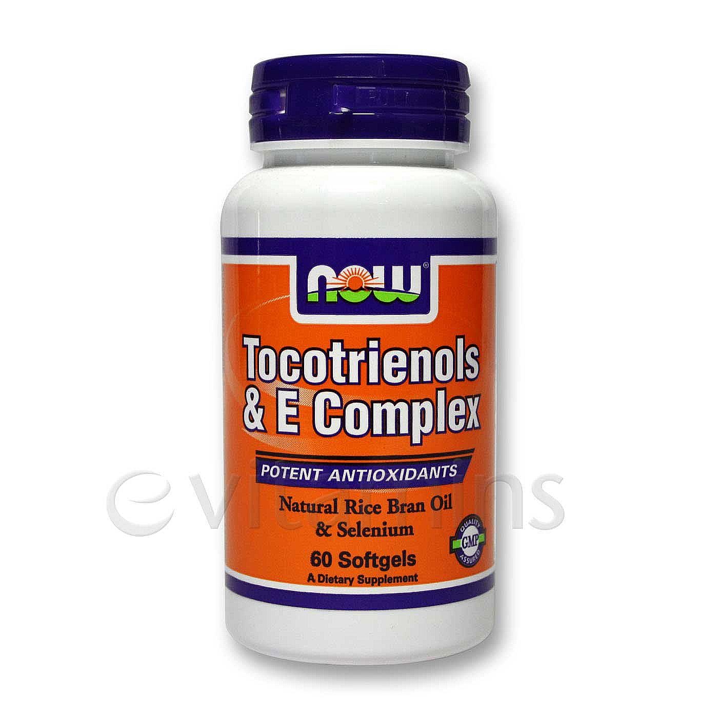 Tocotrienol supplements