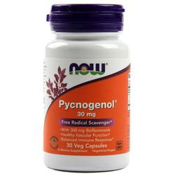 Now Foods Pycnogenol 30 mg