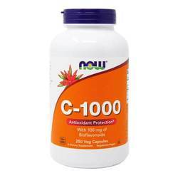 Now Foods C-1000 - 1,000 mg - 250 VCapsules