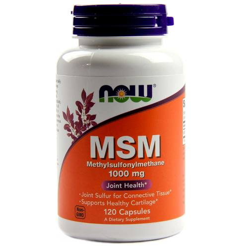 Now Foods Msm Powder Reviews