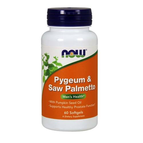 Pygeum and Saw Palmetto Extract