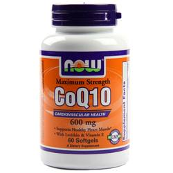 Now Foods Super High Potency CoQ10