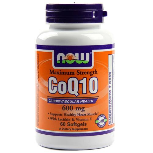 Super High Potency CoQ10 600 mg
