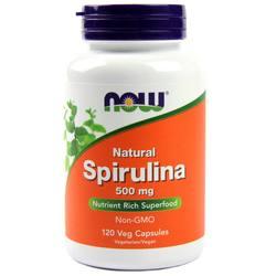 Now Foods Spirulina