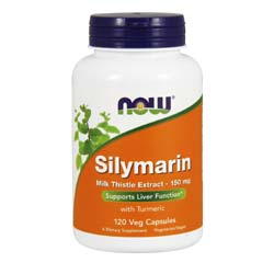 Now Foods Silymarin 150 mg