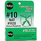 NuAge Homeopathic Remedies No. 10 Nat Phos