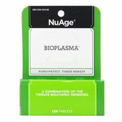NuAge Homeopathic Remedies No. 13 Bio Plasma