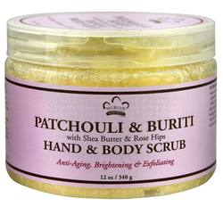 Nubian Heritage Hand and Body Scrub
