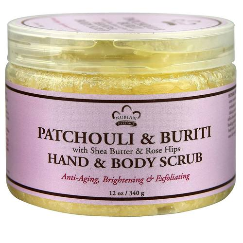 Hand and Body Scrub