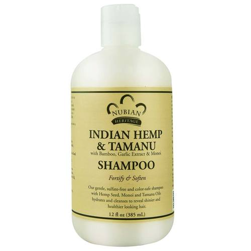 Indian Hemp and Tamanu Shampoo