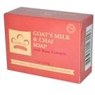 Nubian Heritage Goat's Milk & Chai Soap