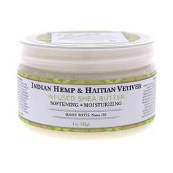Nubian Heritage Indian Hemp Haitian Vetiver Shea Butter