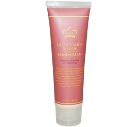 Nubian Heritage Goat's Milk & Chai with Rose Extract Hand Cream