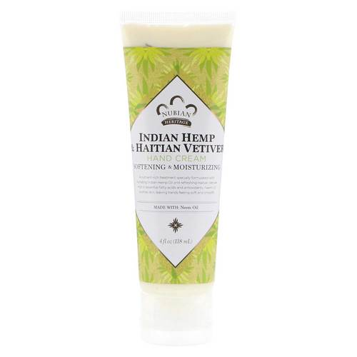 Indian Hemp Haitian Vetiver Hand Cream