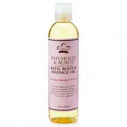 Nubian Heritage Patchouli and Buriti Bath Oil