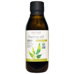 Nutiva Organic Hemp Oil