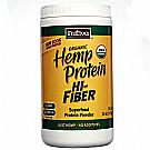 Nutiva Organic Hemp Protein Plus Fibra Natural 16 oz