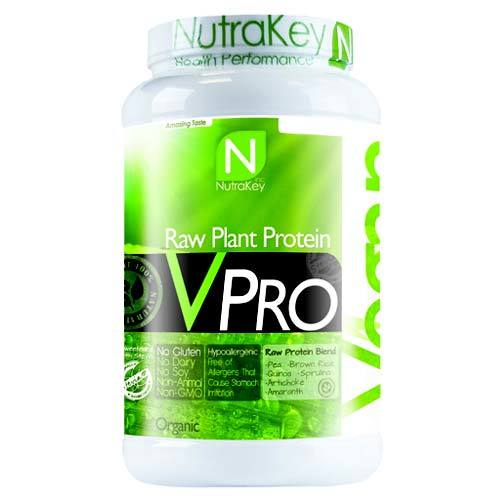 Vpro Raw Plant Protein
