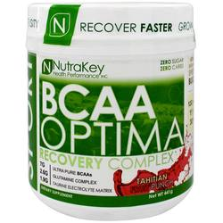 NutraKey BCAA Optima Recovery Complex