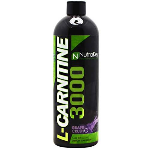 NutraKey L-Carnitine 3000 Grape Crush - 16 fl oz - 149546_1.jpg