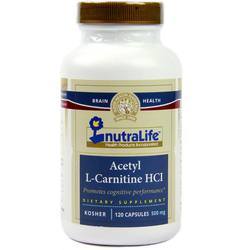 NutraLife Acetyl L-Carnitine HCl
