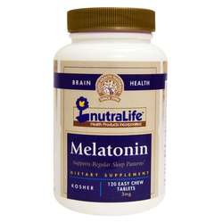 NutraLife Melatonin