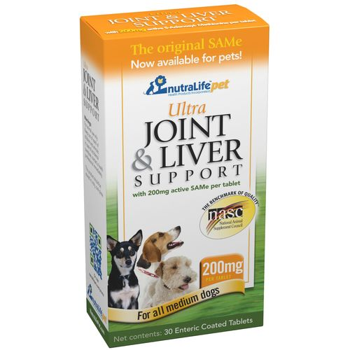 Ultra Joint and Liver Support 200 mg