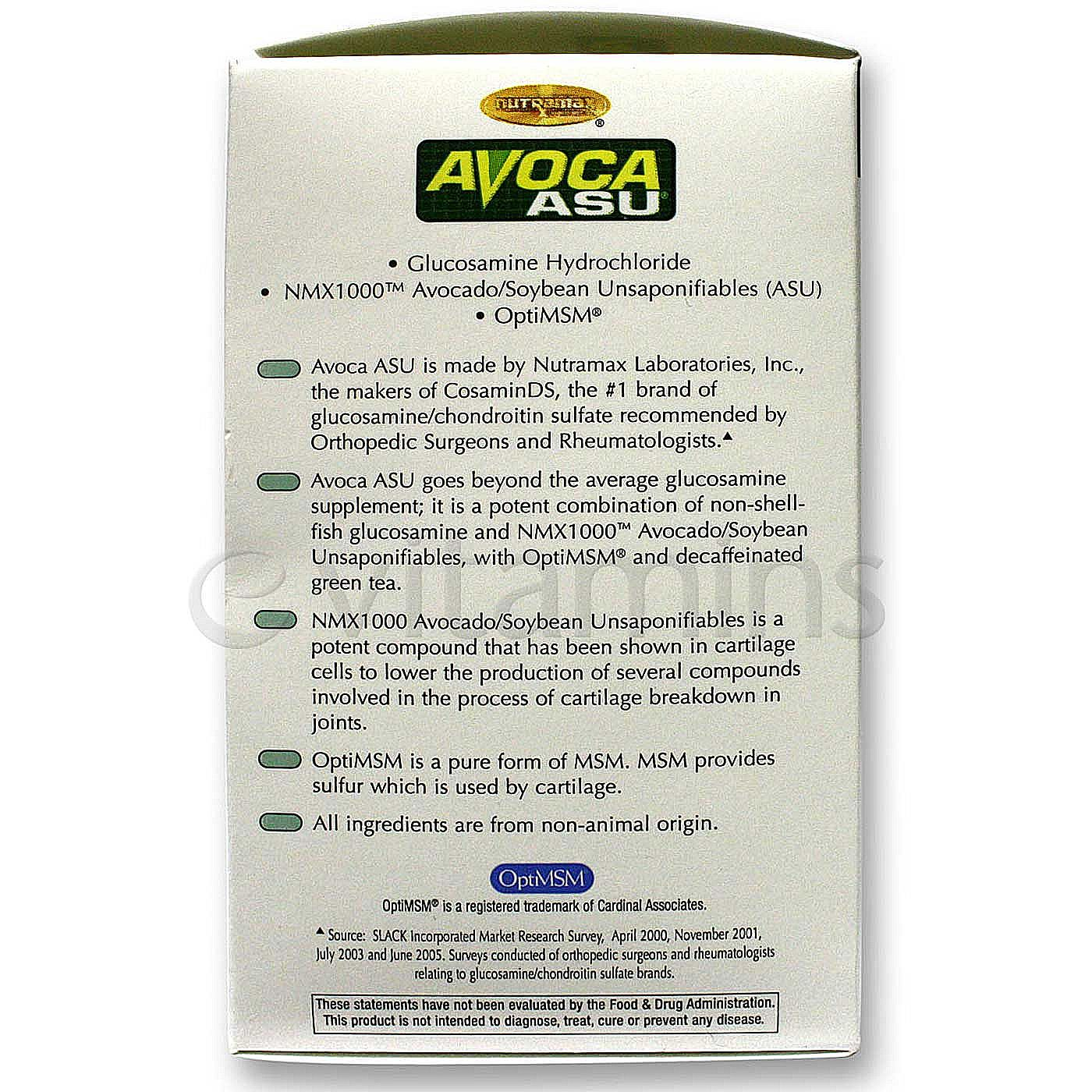 NutraMax Laboratories Avoca ASU Joint Health - 60 Tablets