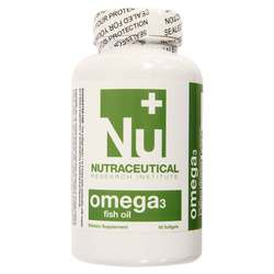 Nutraceutical Research Institute Omega 3 Fish Oil