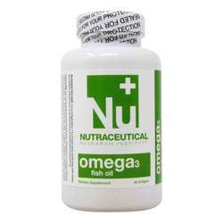 Nutraceutical Research Institute Omega 3 Fish Oil